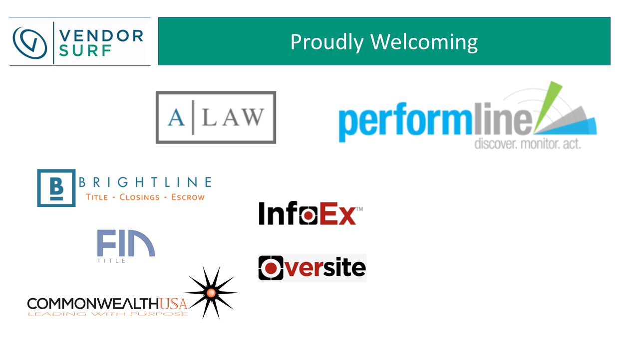 ALAW & PerformLine welsome