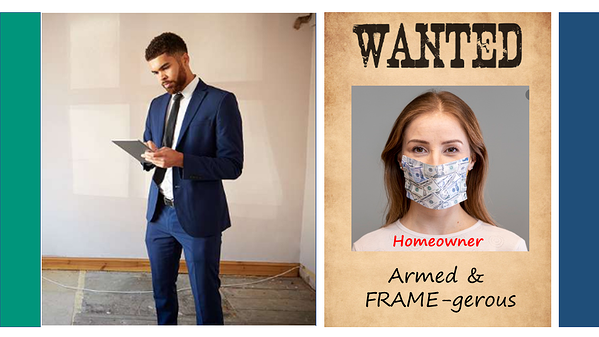 Armed and Frame-gerous - blog
