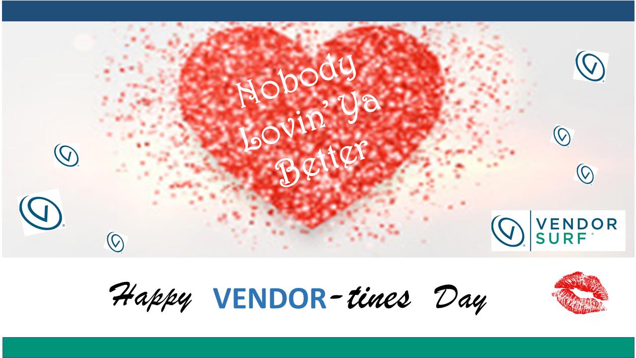 Happy Vendor-tines Day